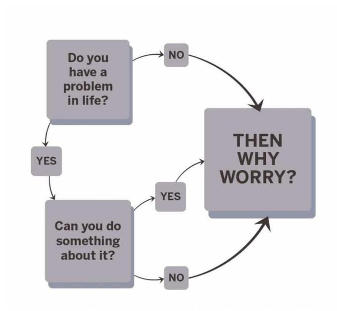 [IMAGE] Why worry dude ?