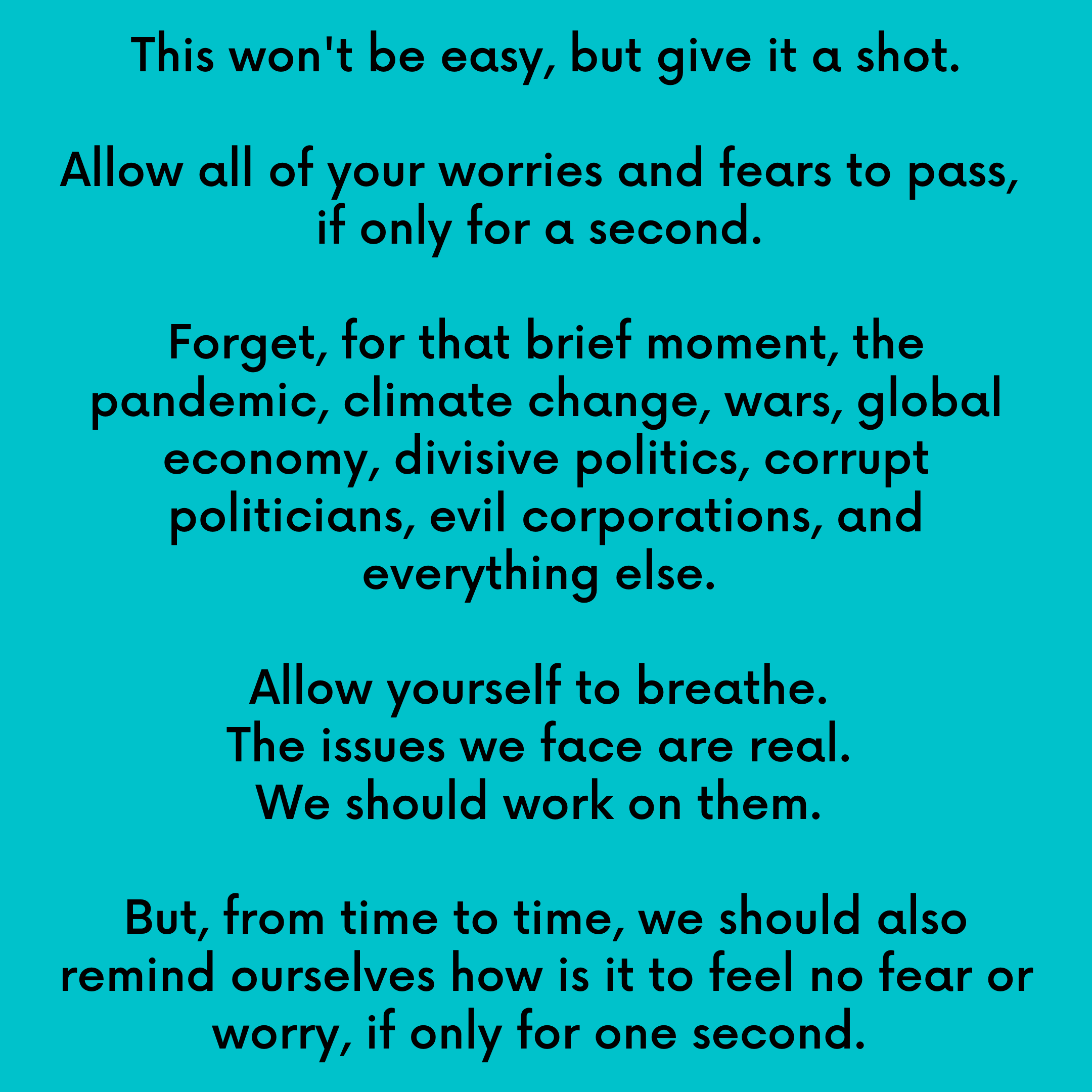 [Image] Breathe and try to remember.
