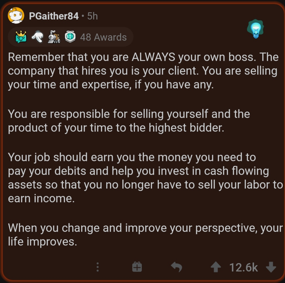 [Image] – I read this comment few seconds ago and I just want to share it here..