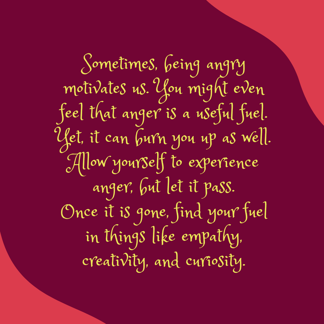[Image] Be mindful of anger.