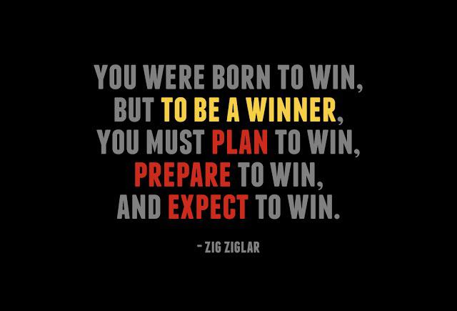 [Image] Born winners.