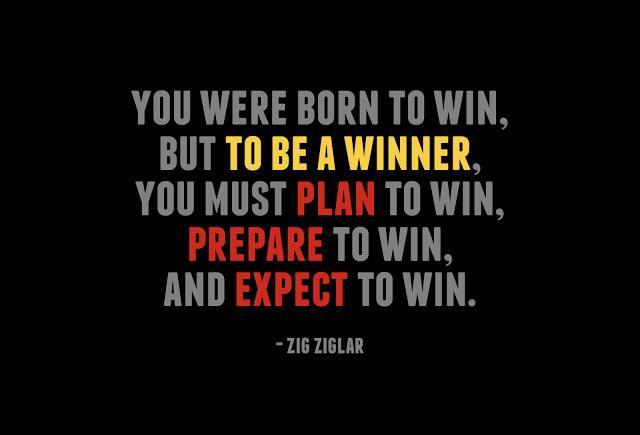 [Image] Born winners.