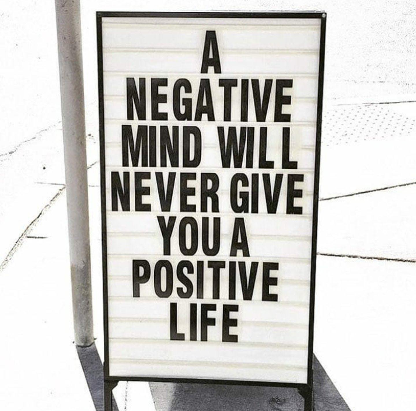 [Image] Stay Positive!
