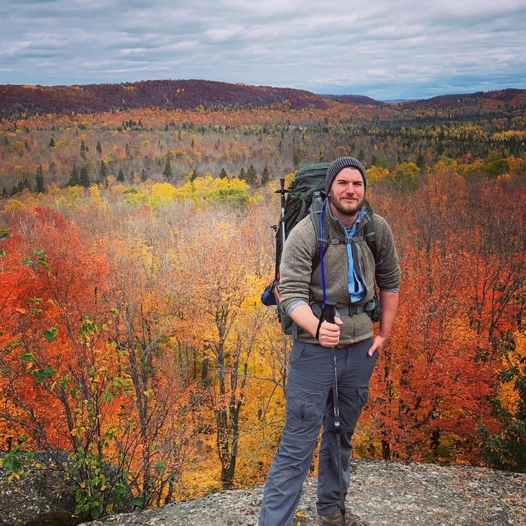 [Image] In January this year I got a bulged disc and spent weeks not able to get off the floor. I was in physical therapy up to July. Last weekend I was able to go on a backpacking trip on the SHT!