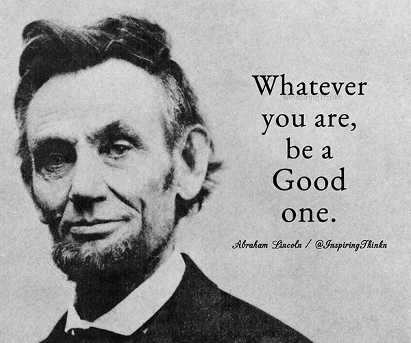 [Image] Whatever, You are be a good one!