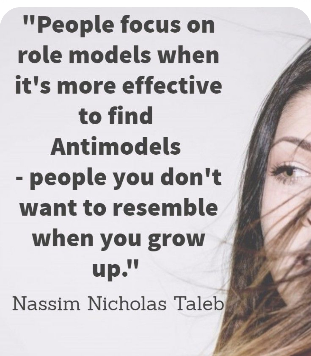 [Image] Role models