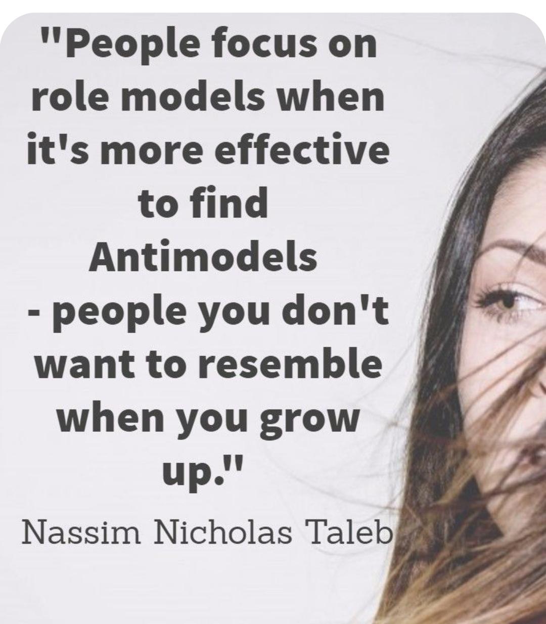[Image] Role models