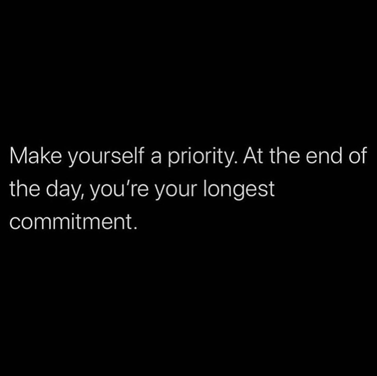 [Image] Priorities