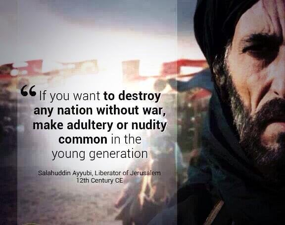 if you want to destroy any nation… – saladin [576×456]