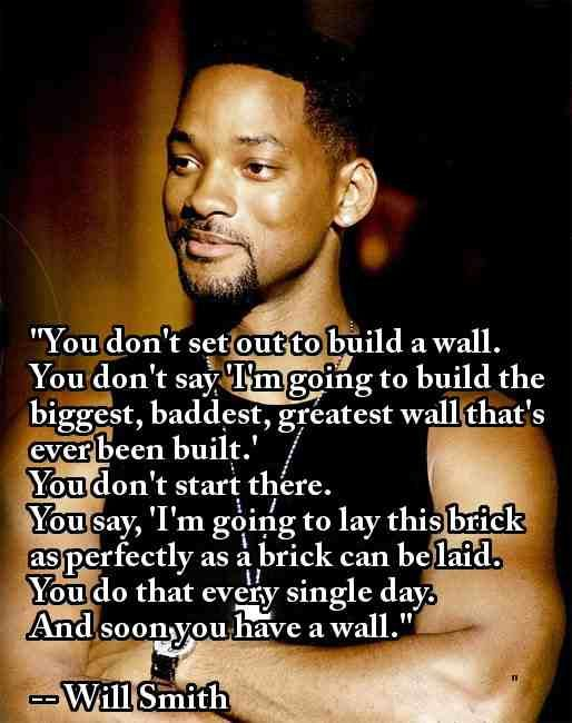 [Image] Everyday I would look at this quote to make sure I was doing my best