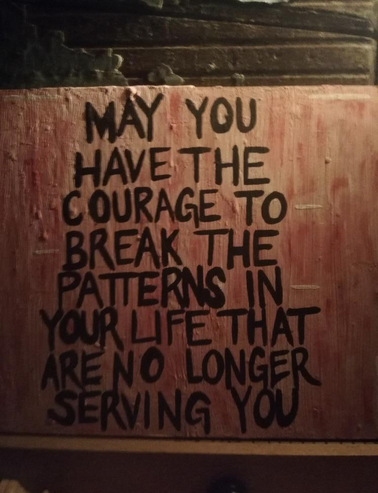 Have courage everyone you are amazing in your own ways [image]