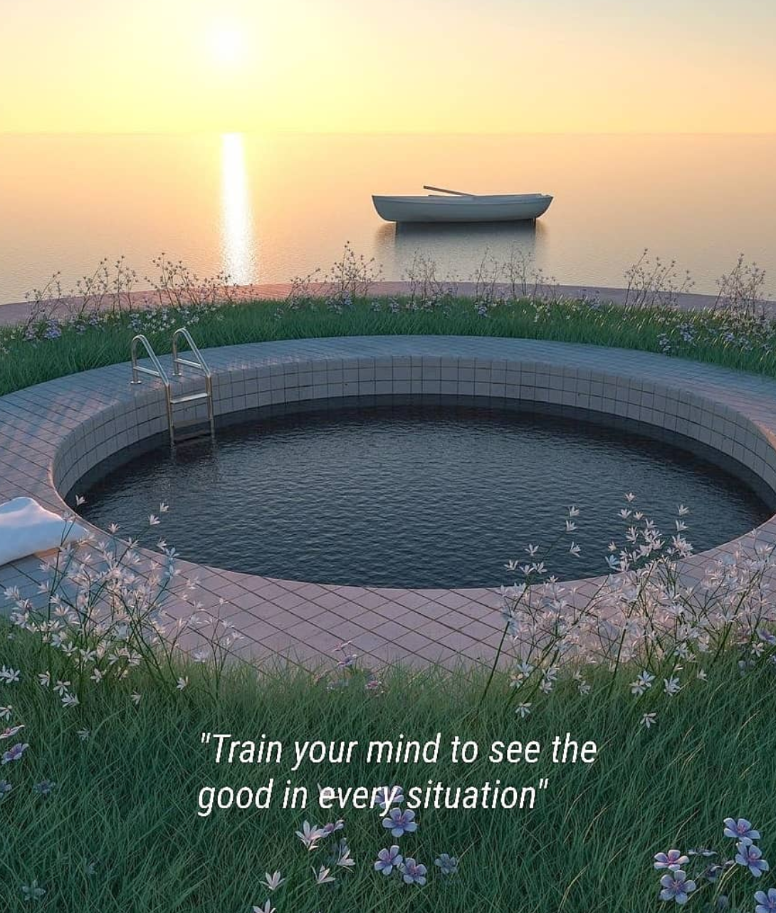 [Image] See the good in every situation