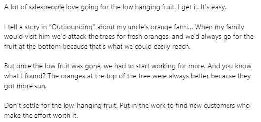 [image] A colleague of mine posted this in one of our Slack channels at work I thought it belonged here 🍊(sorry for the crappy/grainy quality)