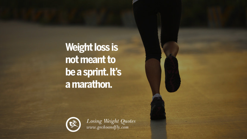 [IMAGE] As I struggle with my diet…and I hate running. Keep in mind step by step gets you to your goal!