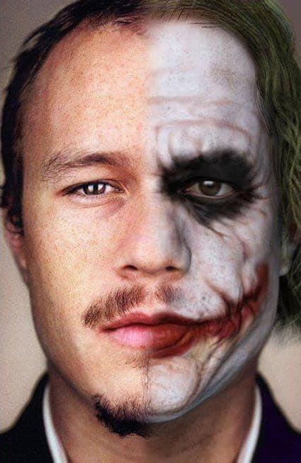 """One of my biggest mistakes in life is thinking people will show me the same love that I've shown them."" ~Heath Ledger (1979-2008)"