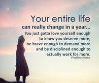 [image] your entire life can change in a year
