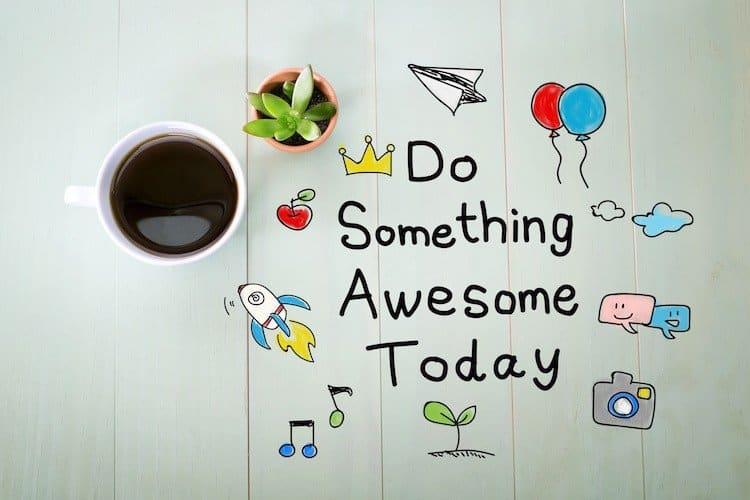 [IMAGE] Do something awesome today!