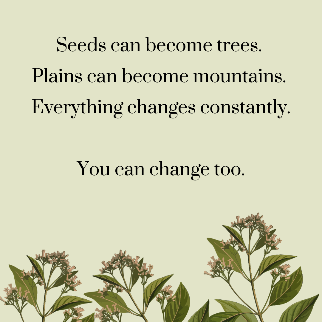 [Image] You can change.