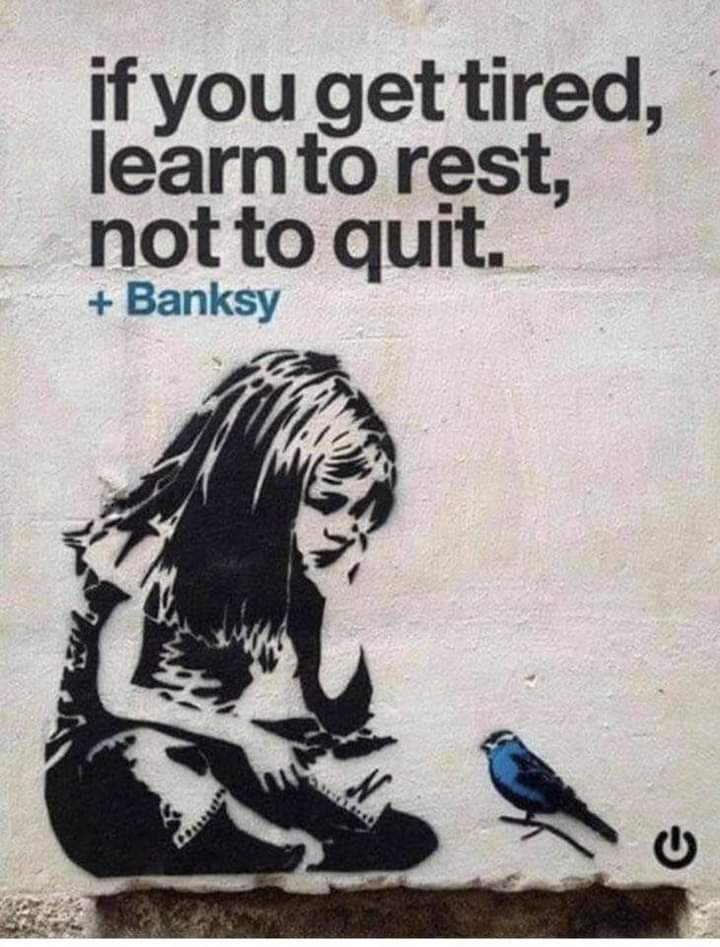 Learn to Rest [Image] |