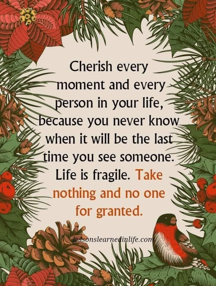 [Image]Cherish Every Moment