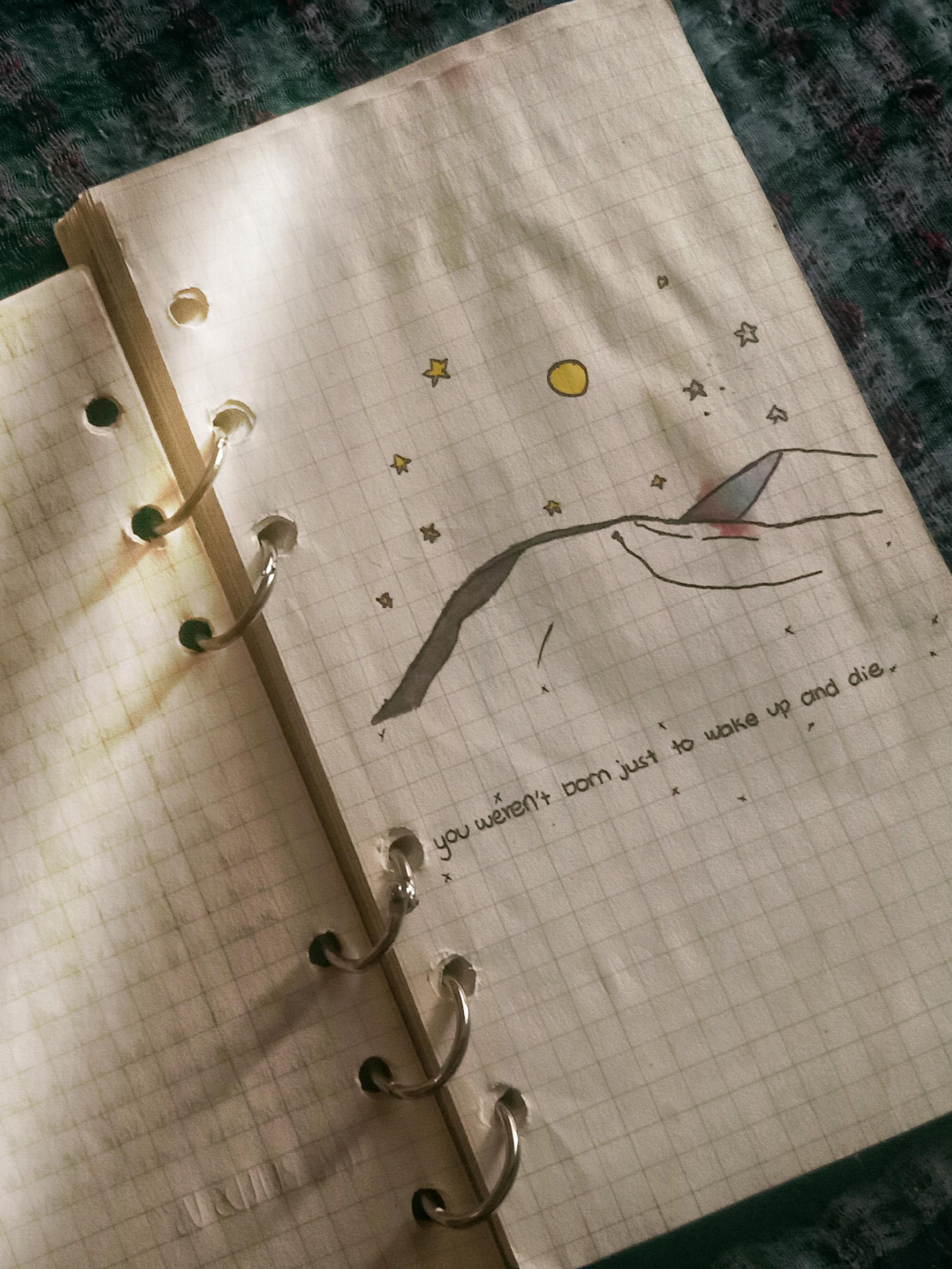 From my journal; quote not mine. [2304 x 3072]