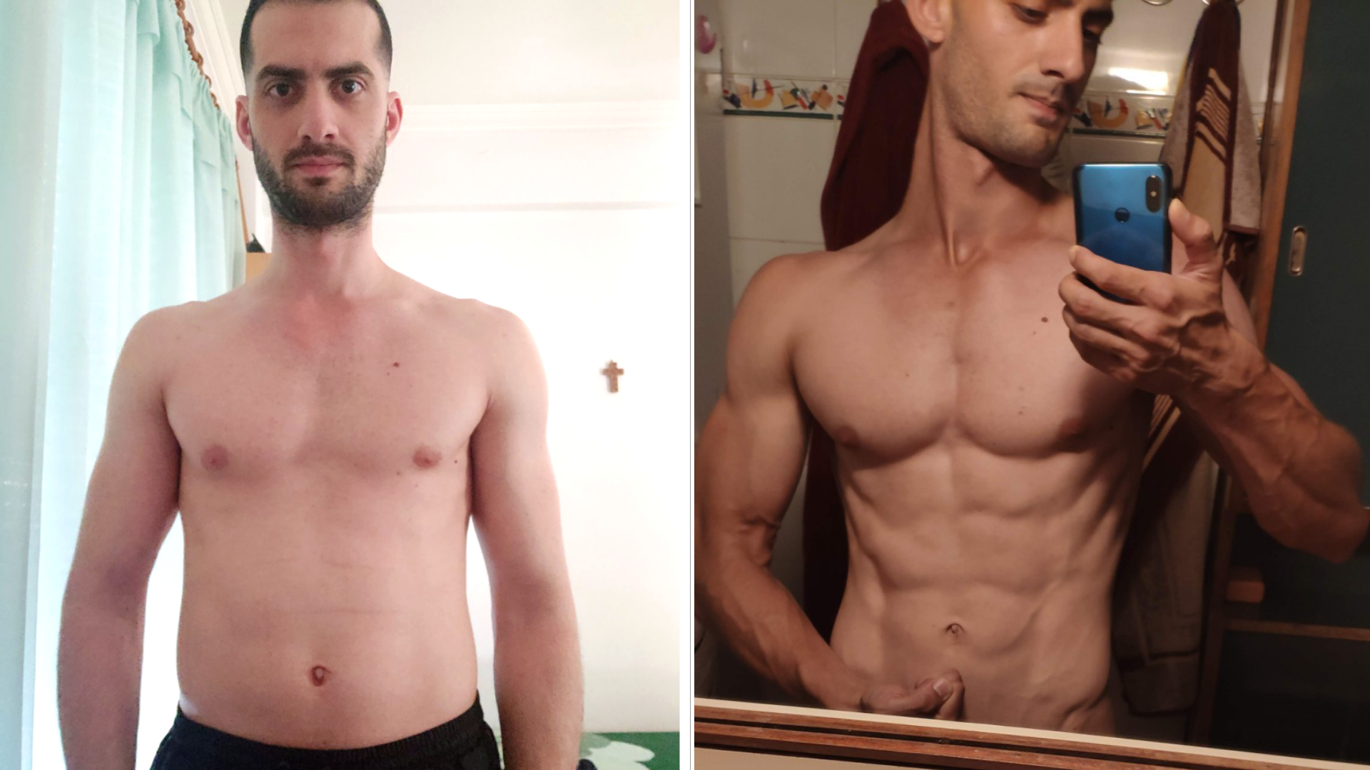 [Image] Hello guys, since 2020 is almost coming to its end I would like to share with you my transformation during this year.