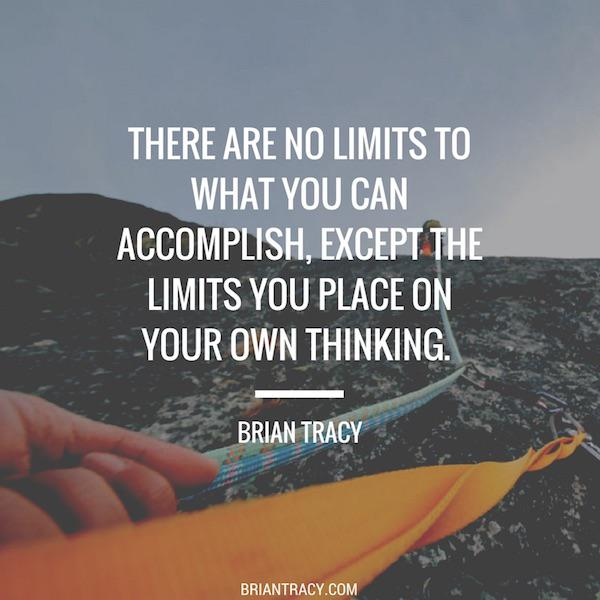 [Image] There Are No Limits