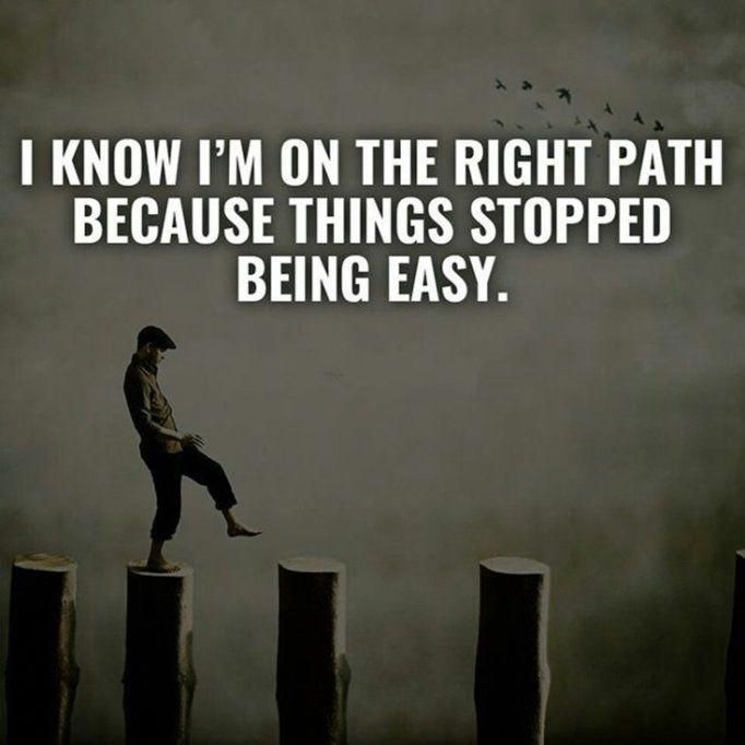 I know I'm on the right path..(Anonymous) [682×682]