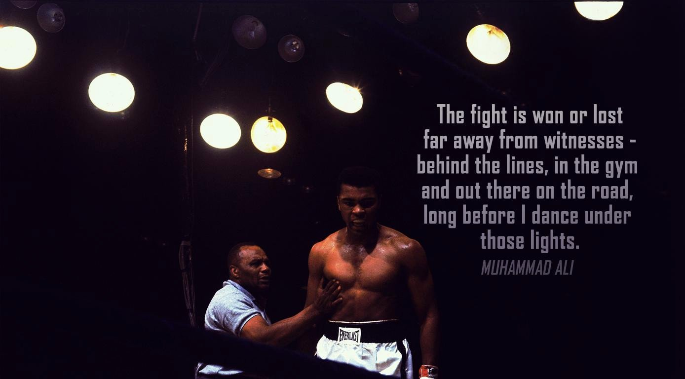 [Image] Happy Birthday Champ