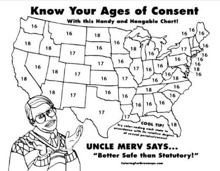"""Better safe then statutory"" – Uncle Merv (435*338) [Satire]"