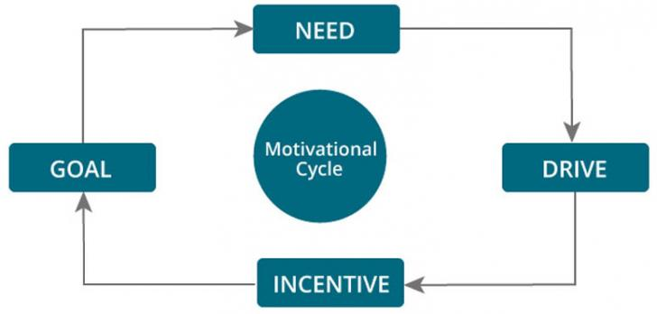 [IMAGE] MOTIVATION CYCLE