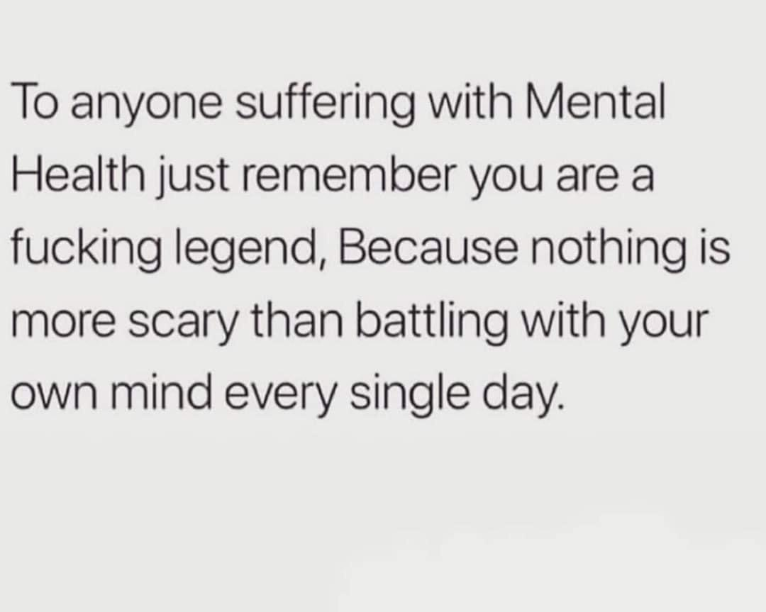 [Image] To those dealing with mental health