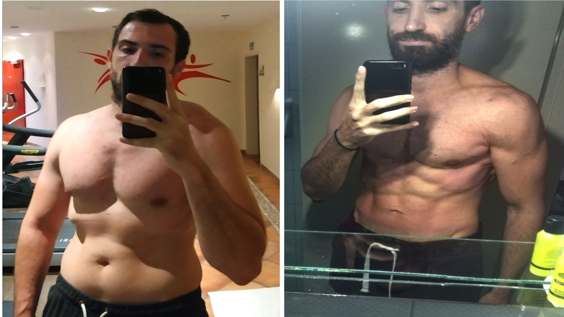 [Image] Hello, I decided to make a change in my life and get stronger both physically and mentally any feedback?