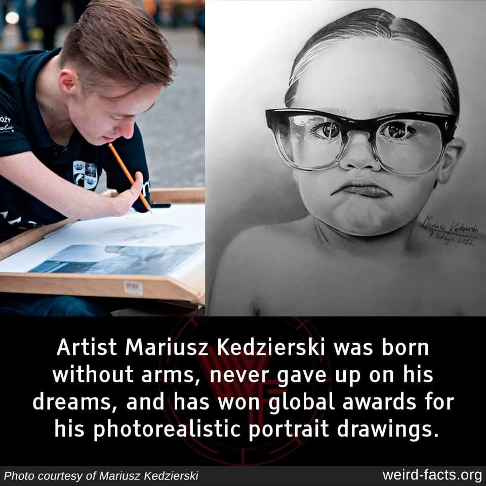 [image] Never give up on your dreams.