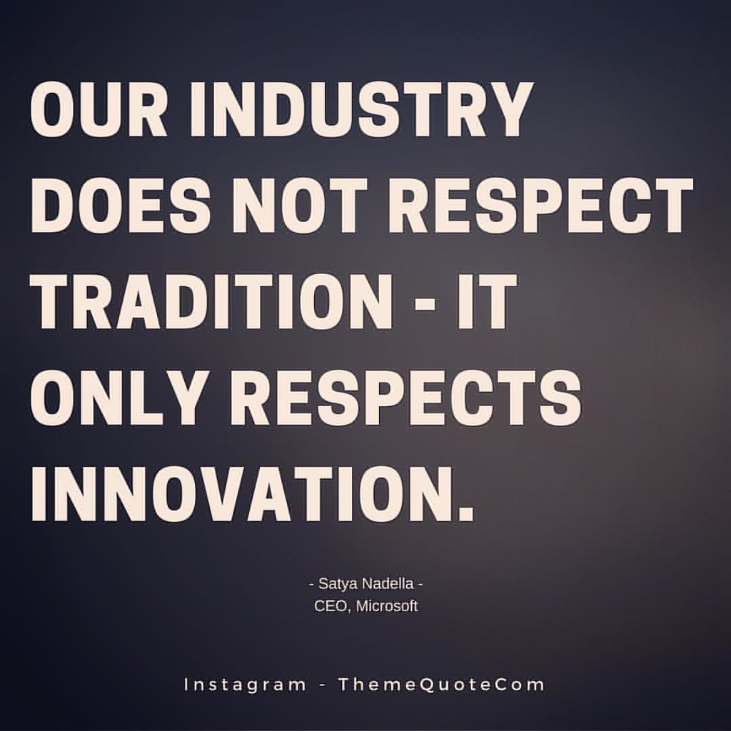 [IMAGE] – OUR INDUSTRY…