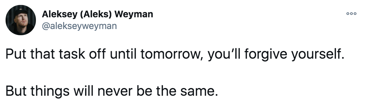 [Image] Things will never be the same as they are right now..