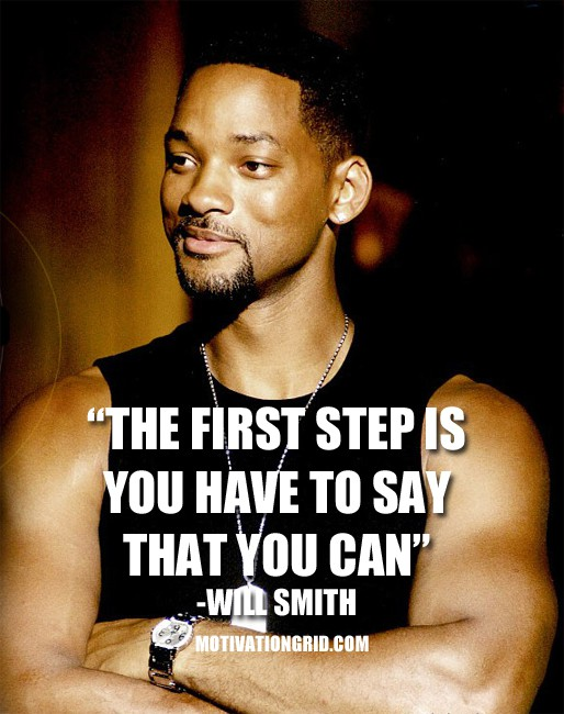 [IMAGE] The first step is you have to say that you can