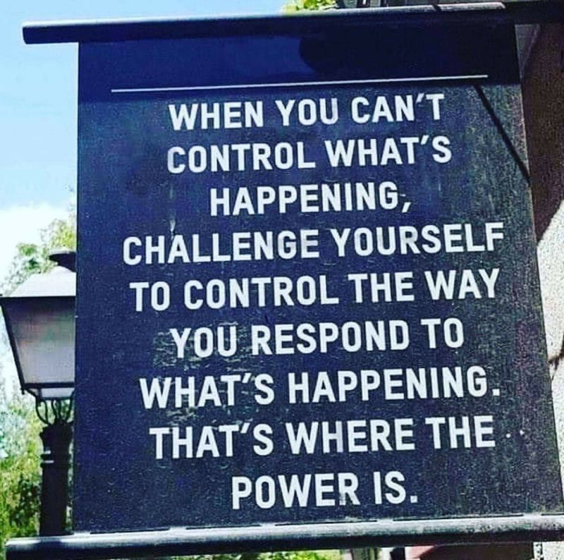 [Image] You are not powerless