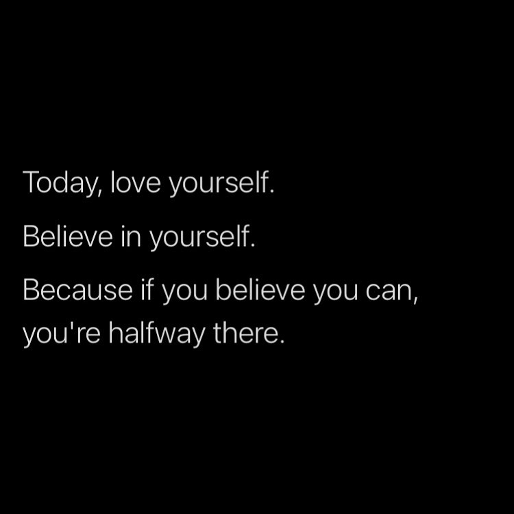 [Image] its all about you