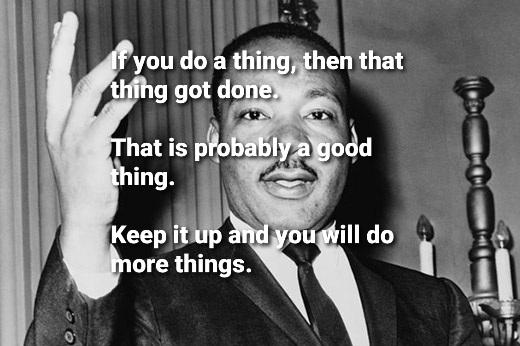 [Image] Just Go Ahead and Do It.