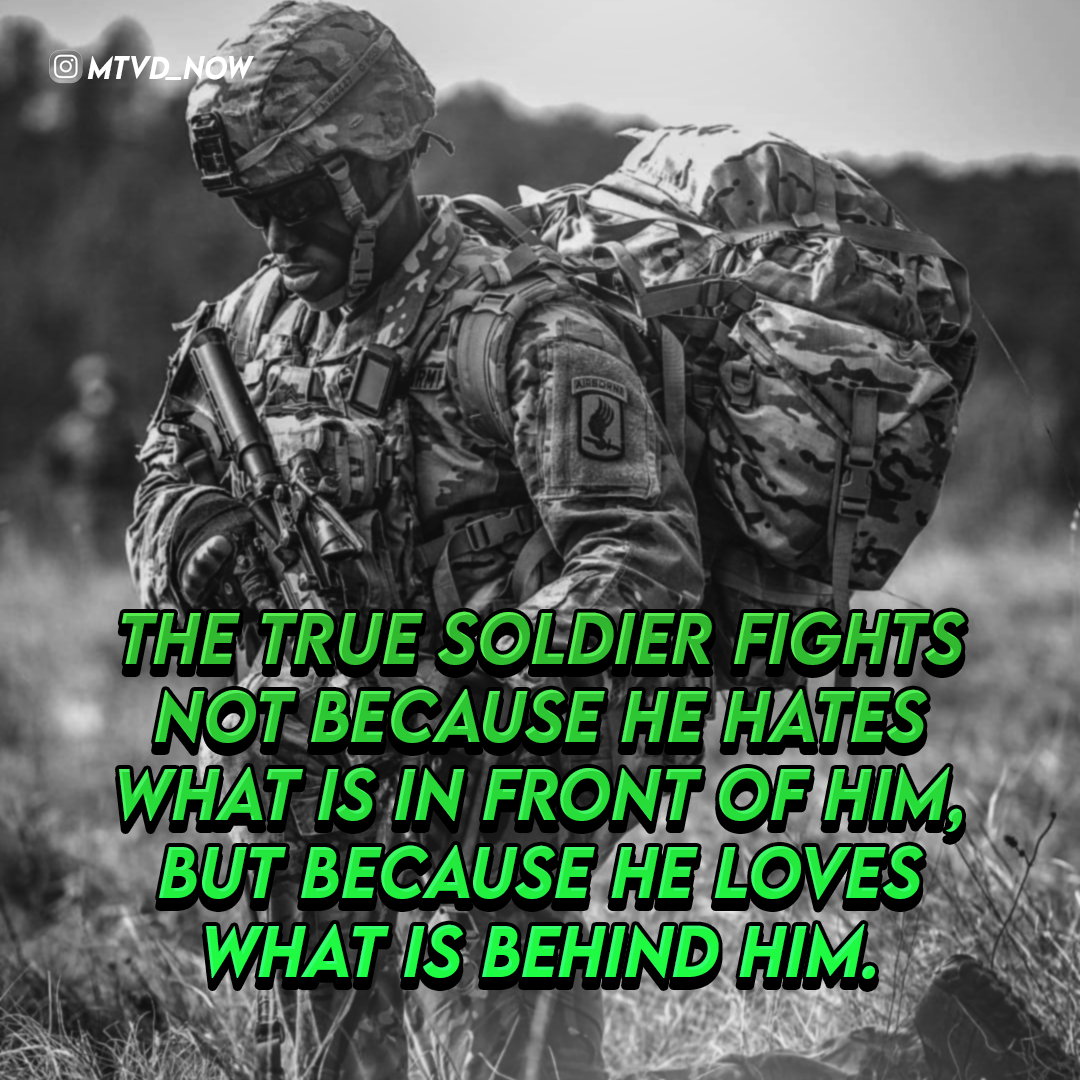 IF YOU ARE GOING TO BECOME A SOLDIER READ THIS !!! [320X320]