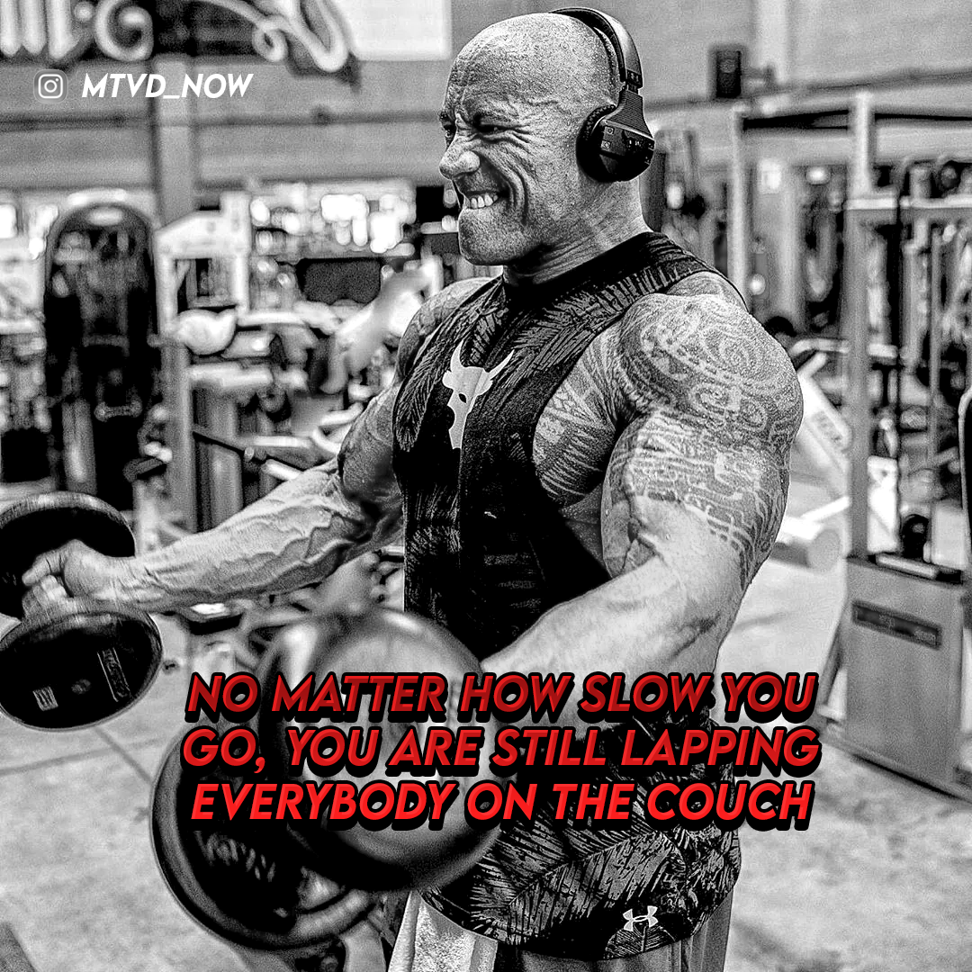 NO MATTER HOW SLOW YOU GO YOU ARE STILL LAPPING EVERYBODY ON THE COUCH [320X320]