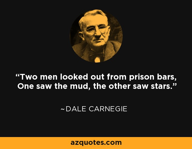 [Image] Two men looked out from prison bars
