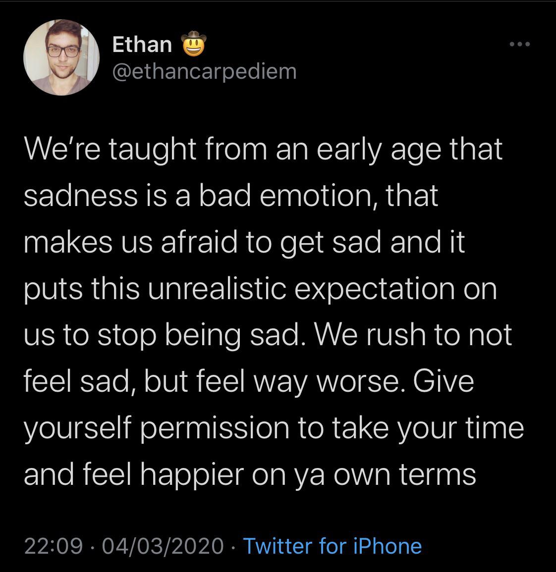 [Image] Give yourself time to heal