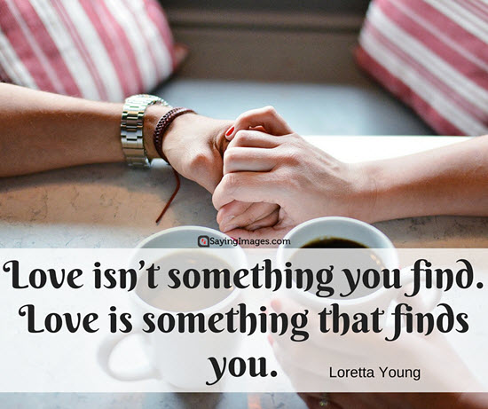 9140-23 'Love 181) '13 something you finb 'Love Is something tbatfinbs you 0 Loretta Young - '4...— https://inspirational.ly