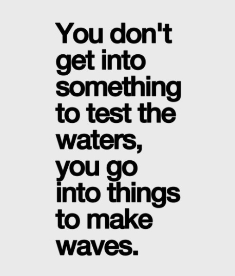 [Image] Time to start splashing