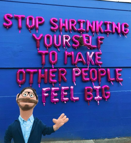 [Image] Honest Advice On Relationships And Life In General By This Balloon Artist Michael James Schneider
