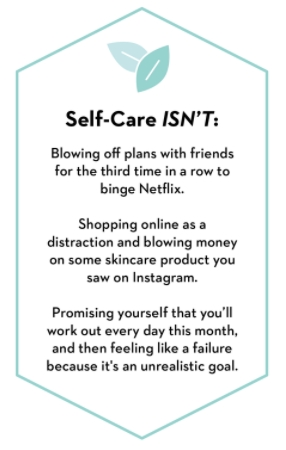 [Image] Invest in you and some REAL self-care