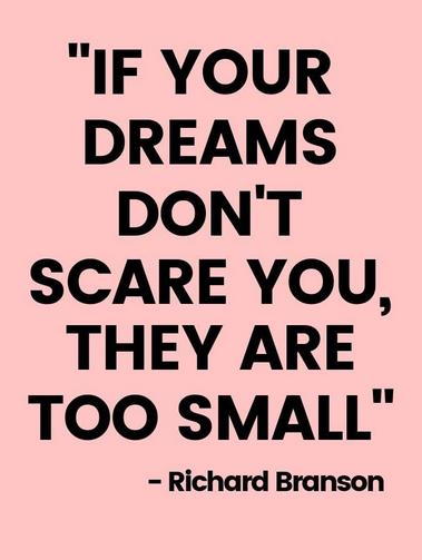 [Image] Be daring
