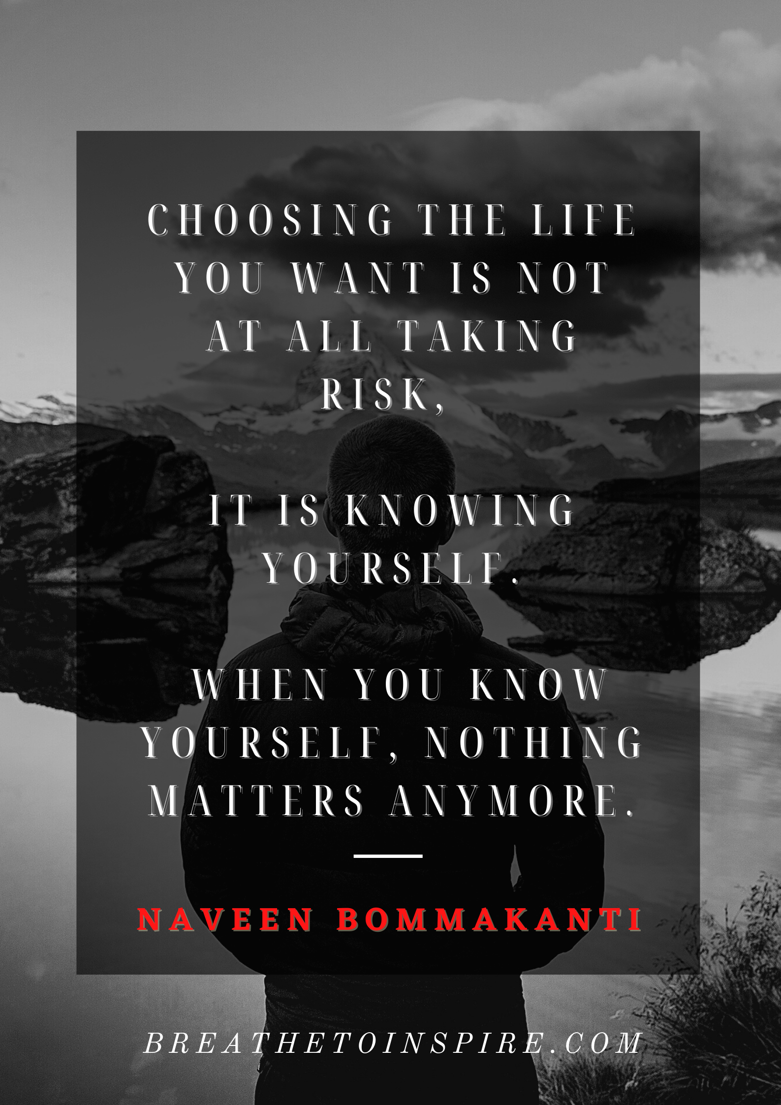 [Image] Know yourself